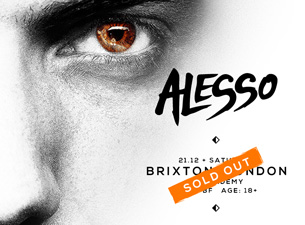 Alesso Tickets