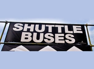 Creamfields 2014 - Liverpool Return Shuttle Bus Ticket Tickets