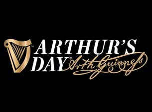 Arthur's Day Tickets
