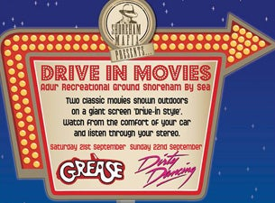 Drive In Movies Tickets