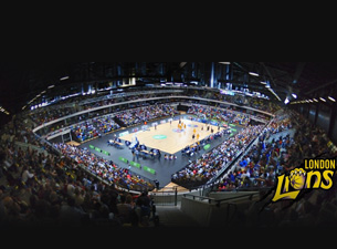 London's Only Professional Basketball Team - The London LionsTickets