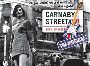 Carnaby Street Tickets