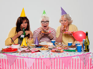 Grumpy Old Women - Live Tickets