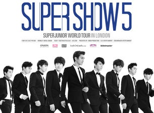Super Junior Tickets