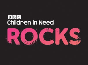 BBC Children In Need Rocks  Tickets