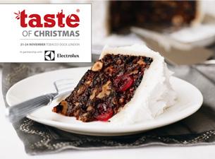Taste of ChristmasTickets