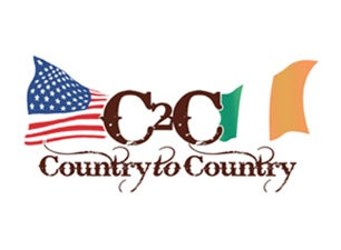 CountryToCountry Tickets