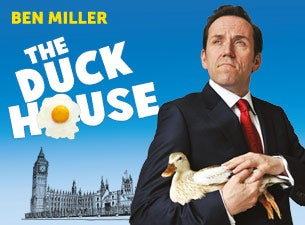The Duck House Tickets