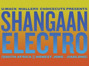 Shangaan Electro Tickets