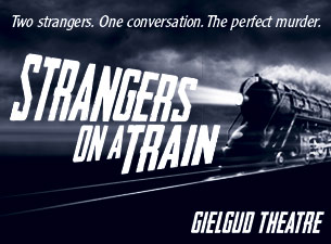 Strangers On a Train Tickets