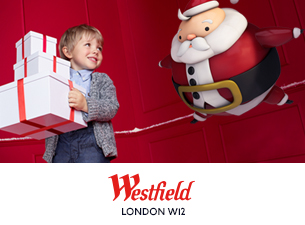Westfield London Santa's Grotto Tickets