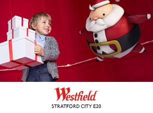 Westfield Stratford City Santa's GrottoTickets