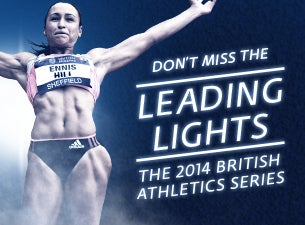 British Athletics Indoor Championships Tickets