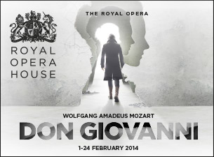 Don Giovanni - Royal Opera House Tickets