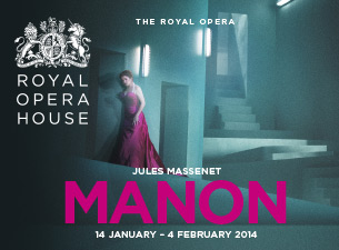 Manon - Royal Opera House Tickets