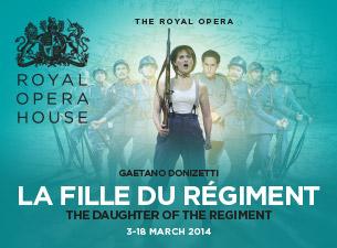 La Fille Du Regiment - Royal Opera HouseTickets