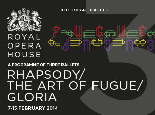 Rhapsody Mixed Bill - Royal Opera House Tickets