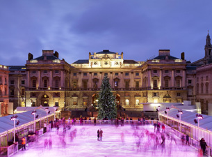 Skate at Somerset House presented by Coach  Tickets
