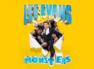 Lee Evans Tickets