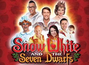Snow White and the Seven Dwarfs - Birmingham HippodromeTickets