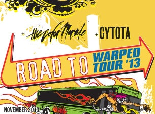 The Road To Warped Tour Tickets