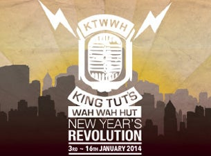 King Tut's New Year's Revolution Tickets