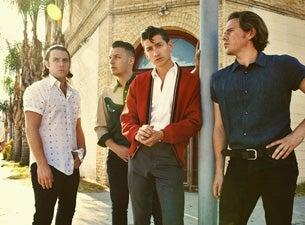 Arctic MonkeysTickets