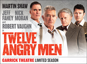 Twelve Angry Men Tickets