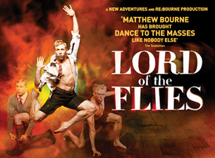 Matthew Bourne's Lord of the FliesTickets