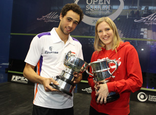 British Open Squash Championships Tickets
