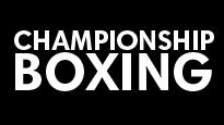 Championship Boxing Tickets