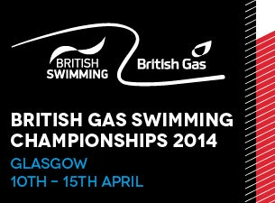 British Gas Swimming Championships 2014 Tickets