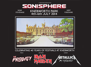Sonisphere Tickets