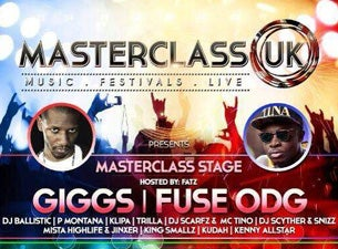 Masterclass UK Tickets