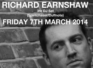 A Dance Floor with Richard Earnshaw Tickets