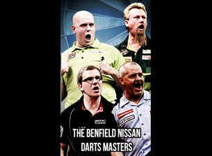 Benfield Nissan Darts Masters @ Nissan Sports & Leisure Complex Tickets