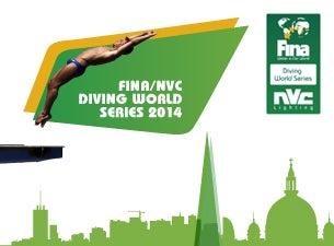 FINA Diving World SeriesTickets