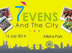 7s and the City Tickets