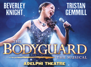 The Bodyguard Tickets