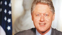 Bill Clinton Tickets