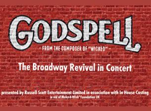 Godspell In ConcertTickets