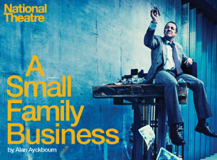 A Small Family BusinessTickets
