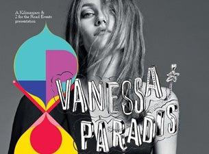 Vanessa ParadisTickets