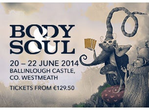 Body&Soul Festival Tickets
