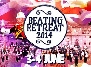 Royal Marines Beating Retreat Tickets
