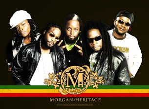 Morgan Heritage Tickets