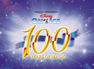 Disney On Ice : 100 Years of Magic Tickets