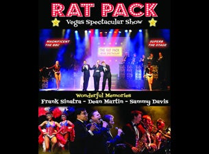 The Rat Pack Vegas SpectacularTickets