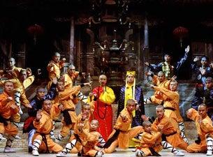 Masters of Shaolin Kung FuTickets