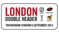 More Info AboutLondon Double Header 2014